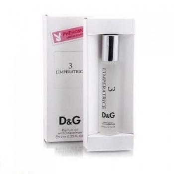 Dolce&Gabbana The D&G Anthology 3 L`Imperatrice oil 10 ml. roll-on pheromone(жен) Хит продаж!!!!